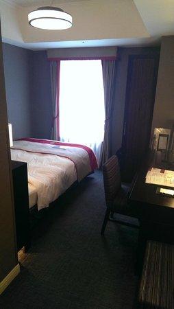 Hotel Monterey Akasaka : bed