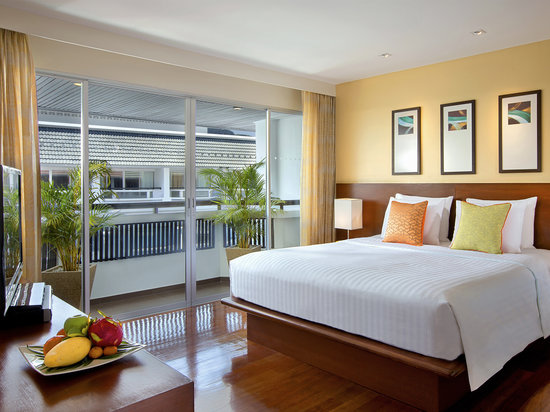 Swissotel Resort Phuket Patong Beach : One Bedroom Suites