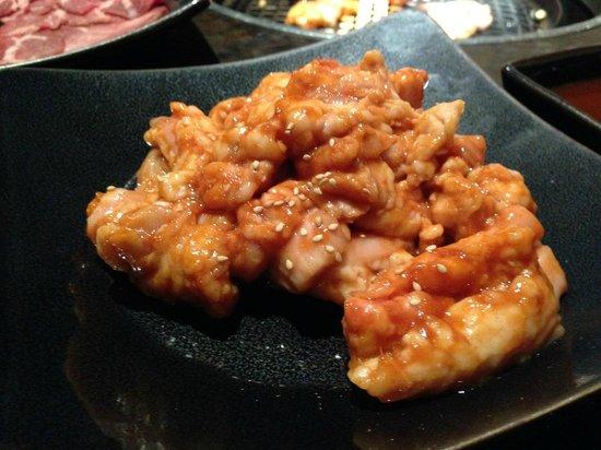 Gyu-Kaku Japanese BBQ Dining: 最初の4人前