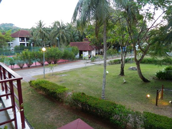 Holiday Villa Beach Resort & Spa Langkawi: View from balcony