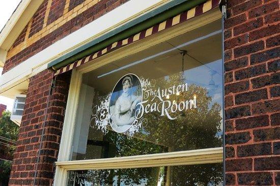 The Austen Tea Room: Miss Jane Austen