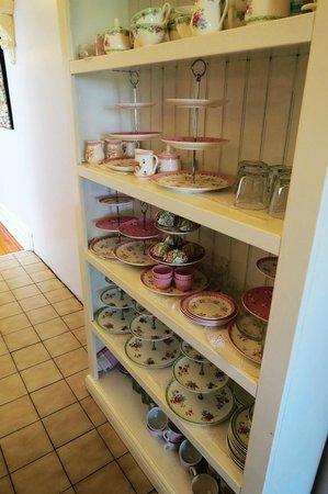 The Austen Tea Room: Tea and cake