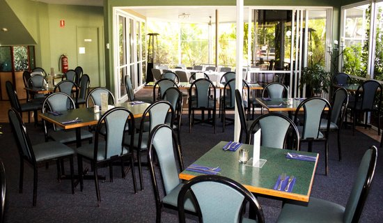 KBR's Licensed Restaurant: Relaxed & Welcoming Atmosphere