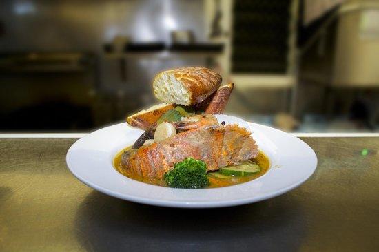 KBR's Licensed Restaurant: Seafood Gumbo