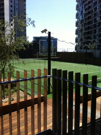The Sebel Residences Melbourne Docklands: So Called Habour view