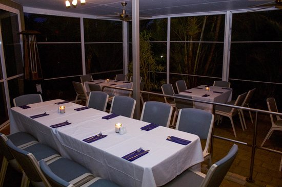 KBR's Licensed Restaurant: Al fresco Dining Also Available