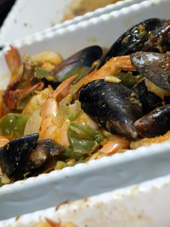 ClubHotel RIU Jalisco: Mussles