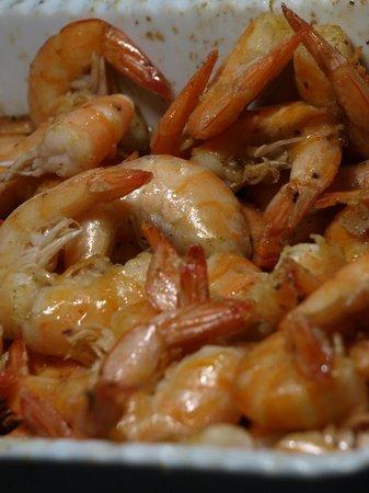 ClubHotel RIU Jalisco: Shrimp