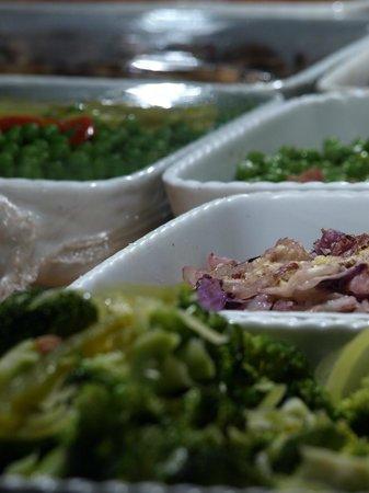 ClubHotel RIU Jalisco: Food glorious food