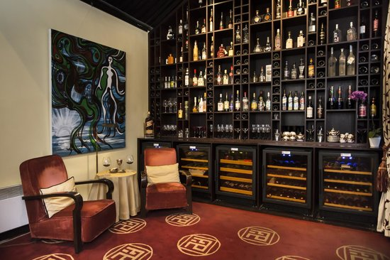 DuGe Boutique Hotel: Wine House