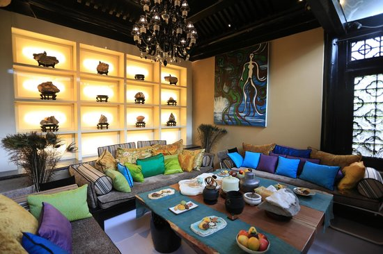 DuGe Boutique Hotel: Insense Room