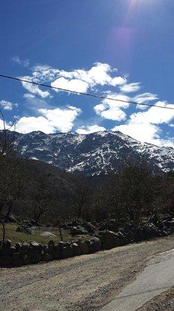 Mount Toubkal : Jbel Toubkal