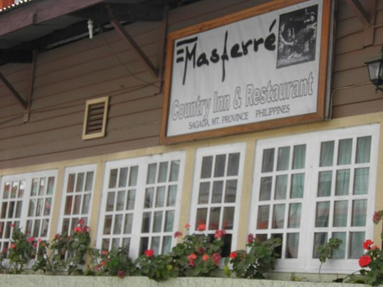 Masferre Country Inn and Restaurant : MASFERRE