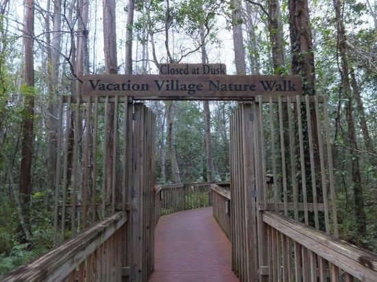 Vacation Village at Parkway: nature walk
