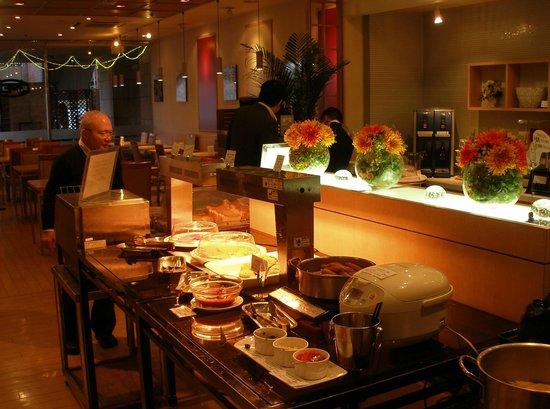 Hotel Welco Narita: Breakfast room