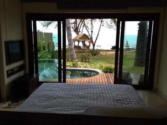 Sea Dance Resort : Vue depuis la villa !!!!