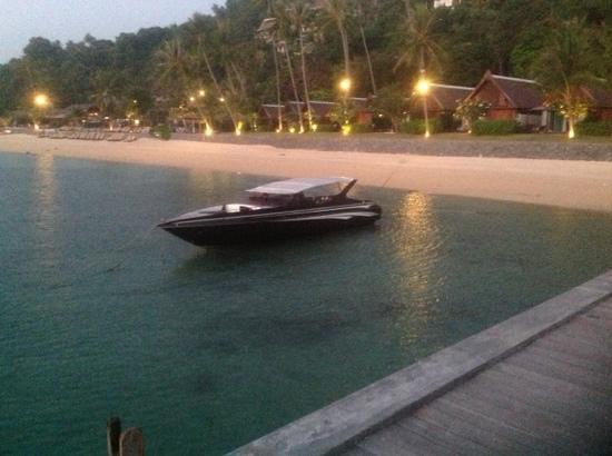 InterContinental Samui Baan Taling Ngam Resort: beacg