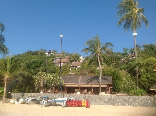 InterContinental Samui Baan Taling Ngam Resort: hotel