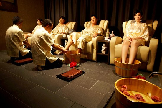 The Oriental Spa Chamber