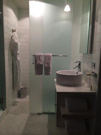Hotel Le Bleu: Toilet Room