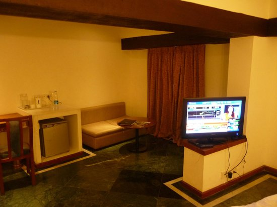 Bathroom Picture Of Amrutha Castle Hotel Hyderabad