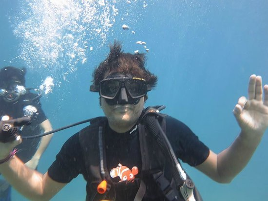 Andys Scuba Diving Phuket: the experience..