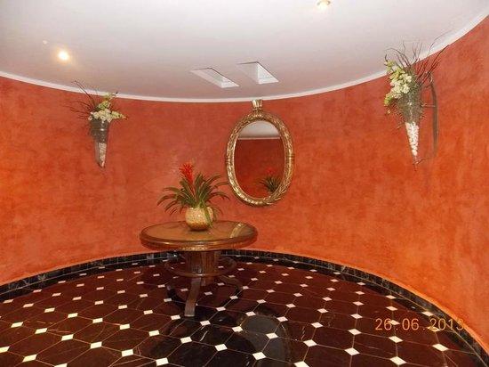 Iberostar  Bávaro Suites: Es el ante-baño....quede encantada....