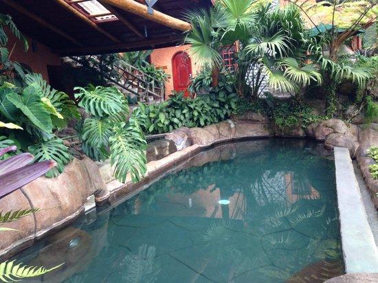 Peace Lodge: spa