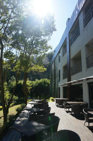 Silks Place Taroko: Hotel