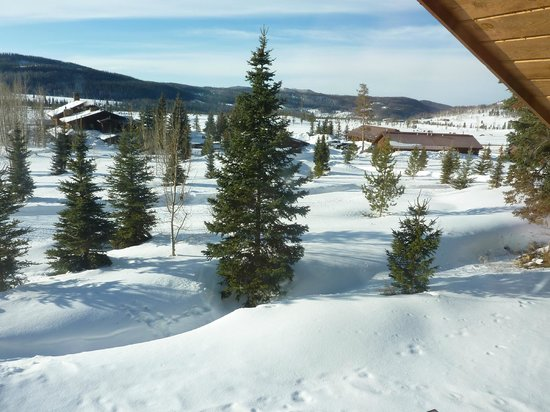 Vista Verde Guest Ranch: This is what you wake up to when you pull open the curtains.