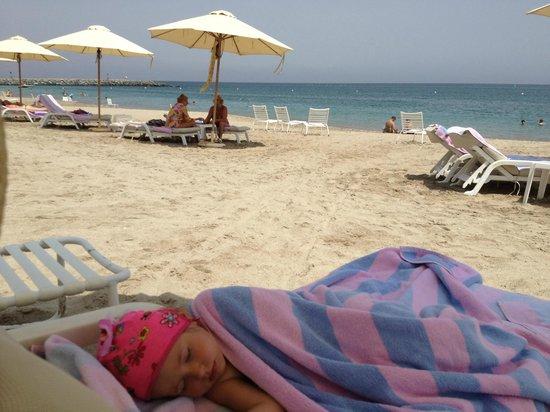 Radisson Blu Resort Fujairah: на пляже