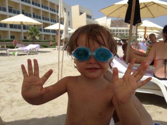 Radisson Blu Resort Fujairah: водолазик)