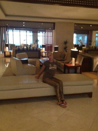 Radisson Blu Resort Fujairah: рецепшн