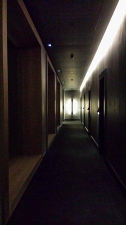 Alma Barcelona: Hallway