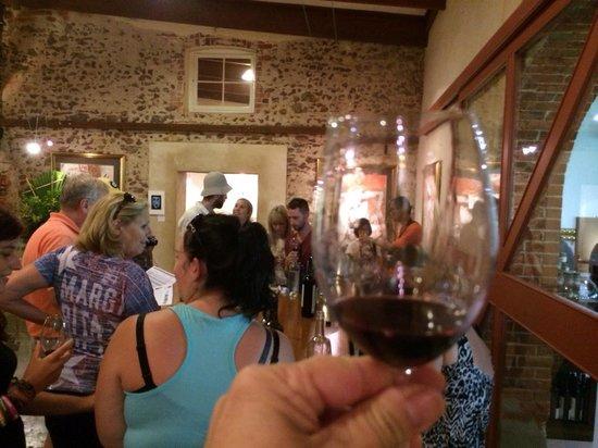 Taste the Barossa: Peter Lieman winery - delicious