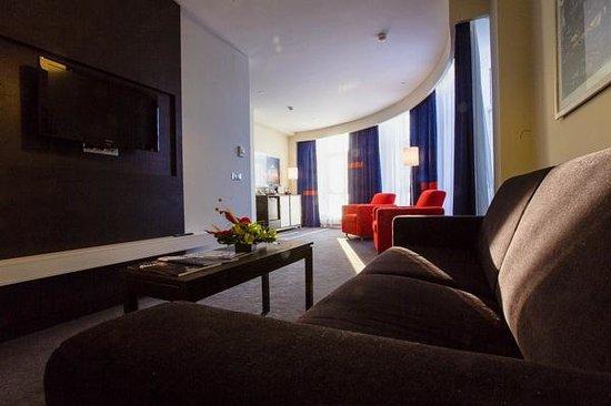 Park Inn by Radisson Hotel Astana: Номер -люкс