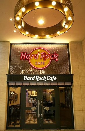 The Hard Rock Cafe Ueno Station