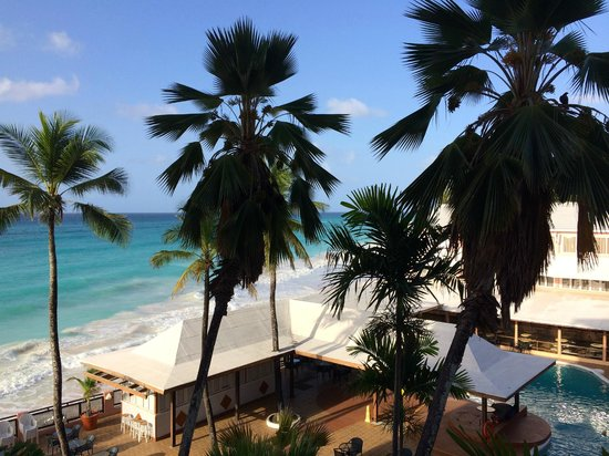 Barbados Beach Club: view from room