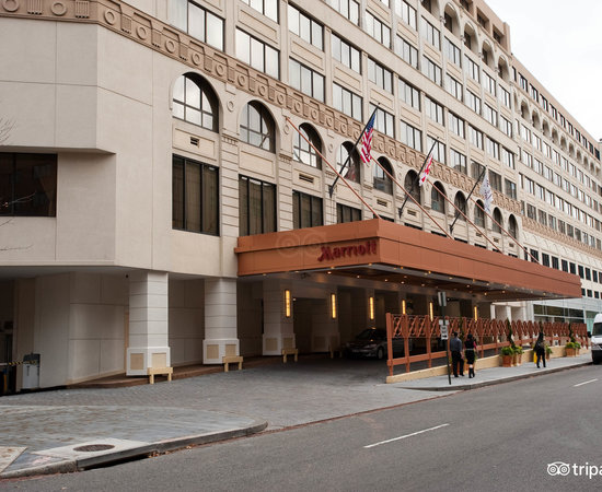 Rooms: Washington Marriott Georgetown