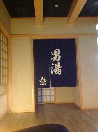 Ikeda Spa: Onsen bath