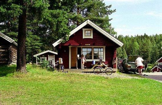 Skelleftea Camping: Campingstuga