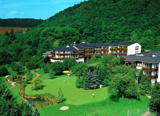 Hotel Maasberg Therme : Außensicht des Hotels