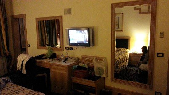 Foscari Palace : chambre