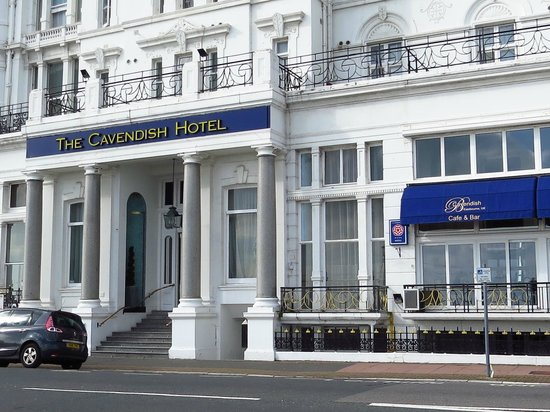 Cavendish Hotel: Hotel Frontage