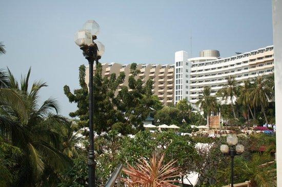 Royal Cliff Beach Hotel : Hotel