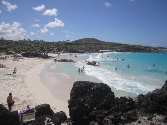 Manini'owali Beach (Kua Bay): The whole Beauty of Kua Bay