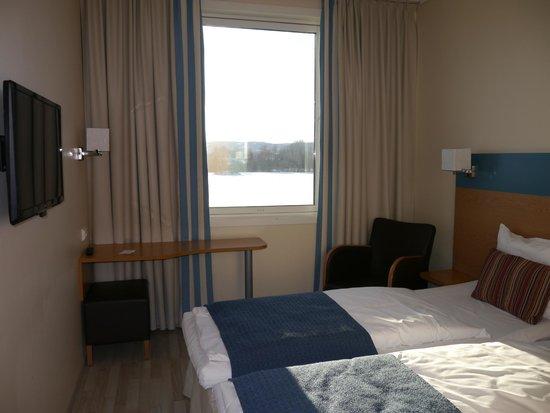 Gardermoen Airport Hotel: Room
