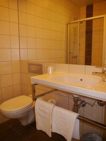 Gardermoen Airport Hotel: Bathroom