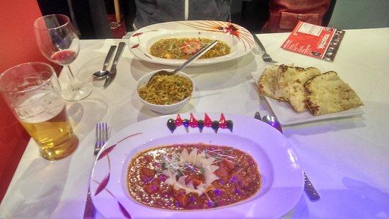 Mauchak: great food & great presentation