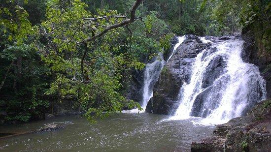 Barefoot Tours : Waterfall